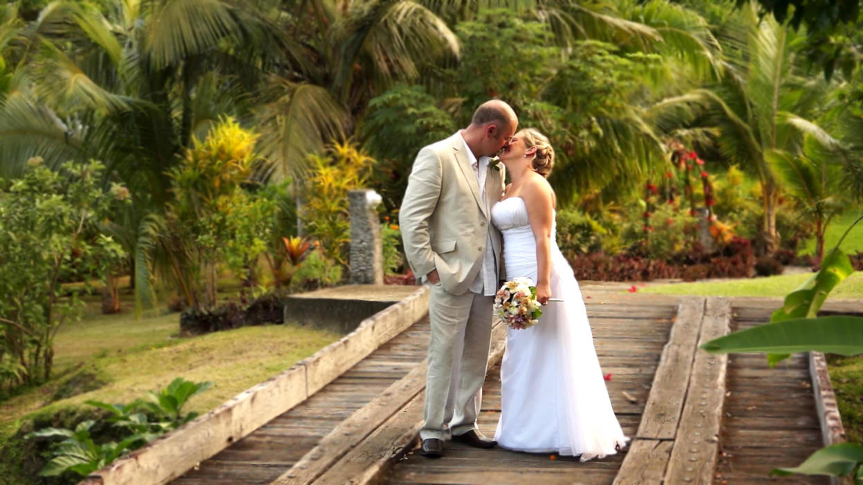 Video & Photography Services Vanuatu - Wedding 5